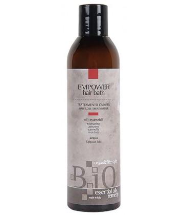 B.iO Empower Hair Bath - Shampoo Trattamento Anti Caduta - BIO Sinergy Cosmetics