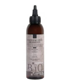 B.iO Cleaning Mud pre-trattamento - Trattamento Sebo e Forfora Grassa - BIO Sinergy Cosmetics