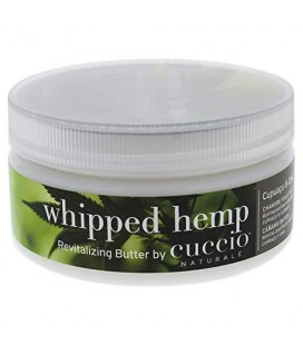 Revitalizing Butter Blend Treatment Whipped Hemp Burro per idratazione corpo, mani e piedi - Cuccio naturalé