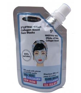 Maschera Viso Effetto Lifting, Collagen Boost - 50ml - La Cremerie