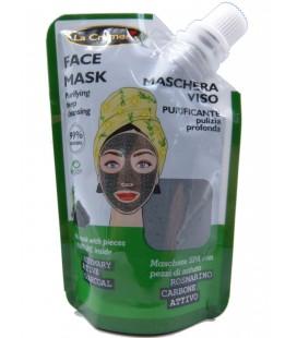 Maschera Viso Purificante Pulizia profonda - 65ml - La Cremerie