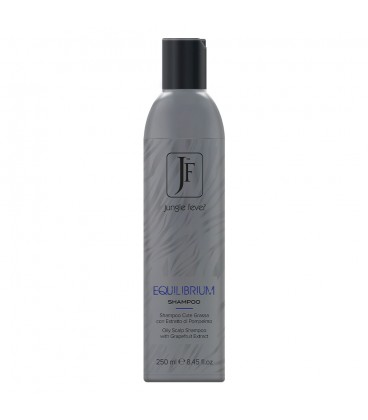 EQUILIBRIUM Shampoo Trattamento Cute Grassa con estratto di Pompelmo - 250ml - Jungle Fever