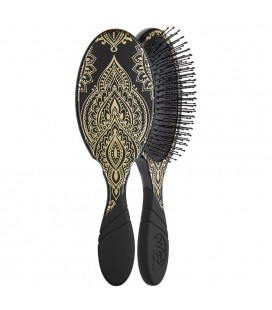 Pro Detangler Heavenly Henna - Black Mehndi - Spazzola Districante Nera - Wet Brush