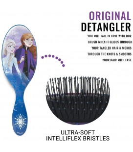 Disney FROZEN II ANNA e ELSA Original Detangler- Spazzola Districante - Wet Brush