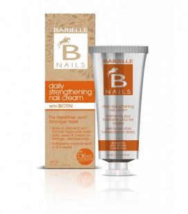 Crema rinforzante per unghie con Biotin - Barielle (Daily Strengthener Nail Cream) - 42ml