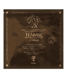 Fango per Capelli Anticaduta Teabase Invigorating MUD - Tecna - 50ml