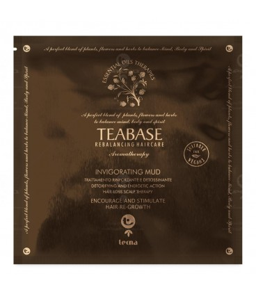 TEABASE - INVIGORATING MUD - Tecna - 50ml