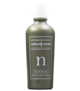 Shampoo Nature Inside Agrumi – Citrus - Capelli sottili, Cute tendente al grasso – Naturalmente – 250ml