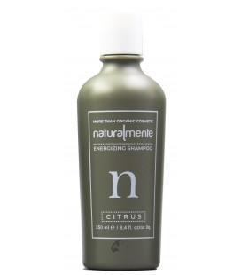Shampoo Agrumi – Citrus - Capelli sottili, Cute tendente al grasso – Naturalmente – 250ml
