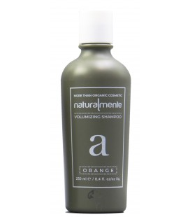 Shampoo Orange per capelli sottili e fini Volumizzante– Naturalmente – 250ml