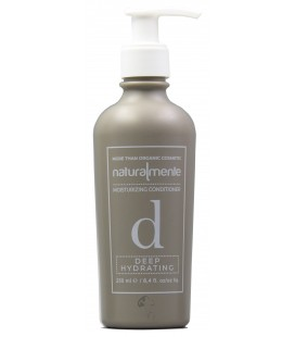 Conditioner Deep Hydrating - balsamo capelli secchi, disidratati e opachi – Naturalmente – 250ml