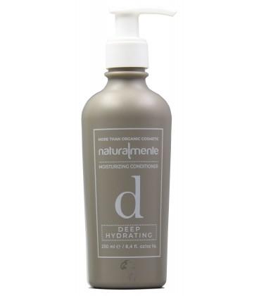 Conditioner Deep Hydrating - balsamo capelli secchi, disidratati e opachi – Naturalmente – 250ml