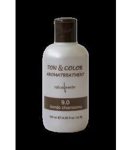 TonColor - Colore Capelli ad olio senza Ammoniaca - Naturalmente - 1x120ml
