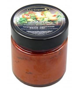 Scrub corpo Melograno & Kiwi - Rassodante, Nutriente, Drenante - La Cremerie