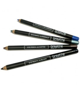 Matita Occhi - Eye Pencil - Ingredienti Naturali - Breathe