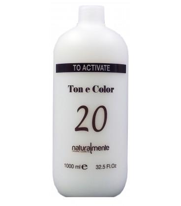Emulsione ossidante in crema - Naturalmente - 1000ml