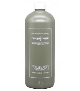 Shampoo Nature Inside Geranio e Finocchio idratante e normalizzante - Fennel and Geranium – Naturalmente – 1000ml