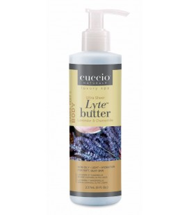 Lavanda e Camomilla Lyte Ultra Sheer Body Lavender & Chamomile - Cuccio naturalé