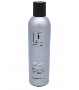 LOSSLESS Shampoo Trattamento Anticaduta con estratto di Liquirizia - 250ml - Jungle Fever