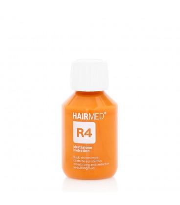 R4 - Fluido Ricostruttore Idratante Cheratina - 100ml - Hairmed