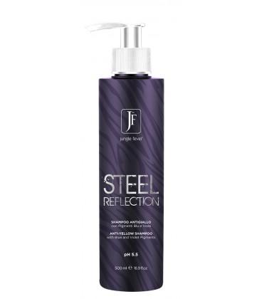 Steel Reflection - Shampoo Anti Giallo - 500ml - Jungle Fever