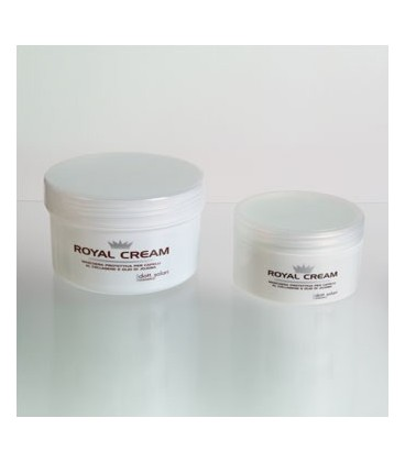 Royal cream maschera al collagene e olio di jojoba