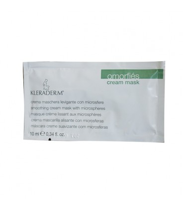 Omorfiès Crema Maschera Levigante Con Microsfere 20 X 10 ml - Kleraderm