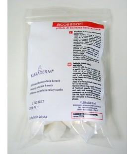 Maschere tessuto non tessuto - Pillole Di Bellezza Viso 20 Pz - Kleraderm