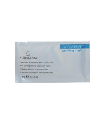 Purissima Maschera Astringente Purificante Con Tea Tree Oil 20 X 10 ml - Kleraderm