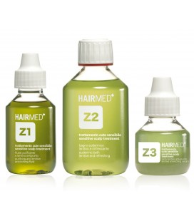 Trattamento ANTI PRURITO Z1- Z2 - Z3 - Hairmed