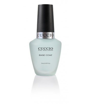 Base Coat Nail Solutions - Cuccio naturalé