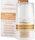 KLERASOL Spf50+ - Emulsione Colorata Solare Ultra Protezione Idratante 50 ml - Kleraderm