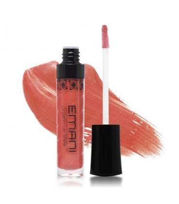 Lucida labbra Organic Lip Gloss - Ski Bunny - Emani