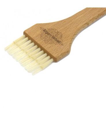 Pennello con manico in legno Argan Velvet
