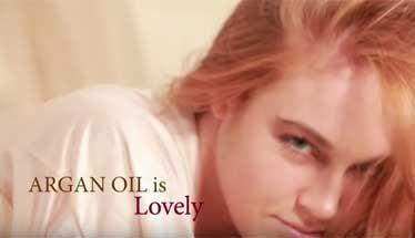 Il video-tutorial e il backstage di Argan Velvet marchio specializzato in prodotti per capelli
