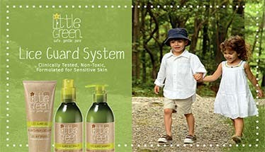Little Green Cares Kids - Lice Guard System